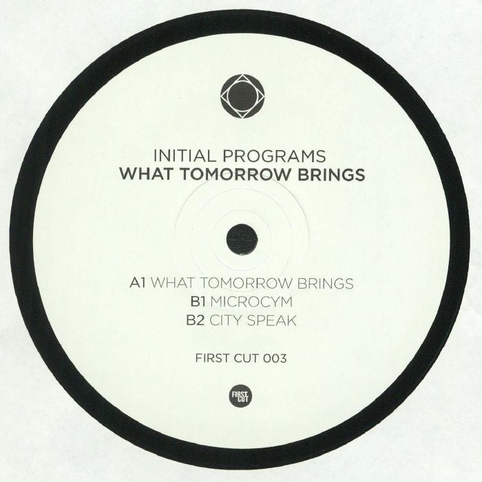 "Initial Programs: What Tomorrow Brings EP (Vinyl 12"") 