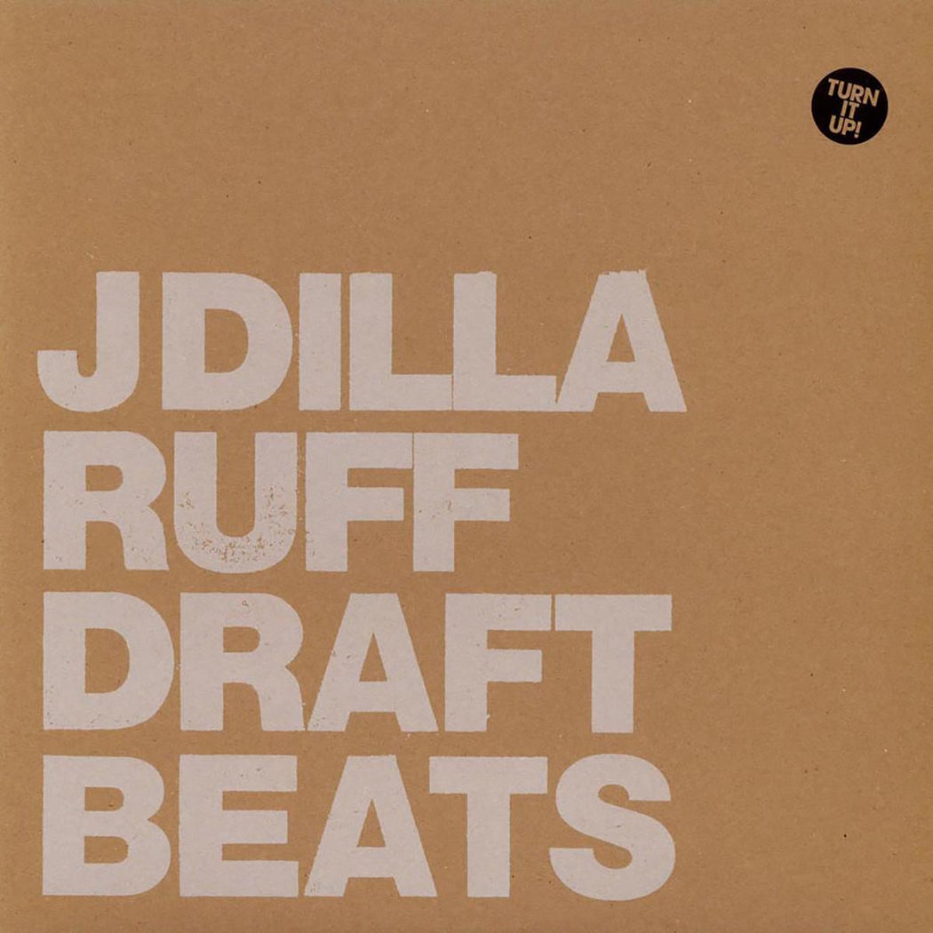 J Dilla: Ruff Draft Instrumentals (Vinyl LP) | Optic Music | Buy Vinyl Online