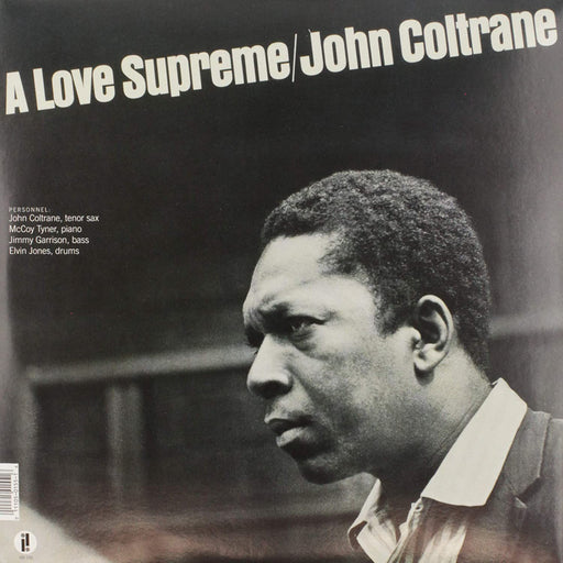 John Coltrane: A Love Supreme (Vinyl LP) | Optic Music | Buy Vinyl Online