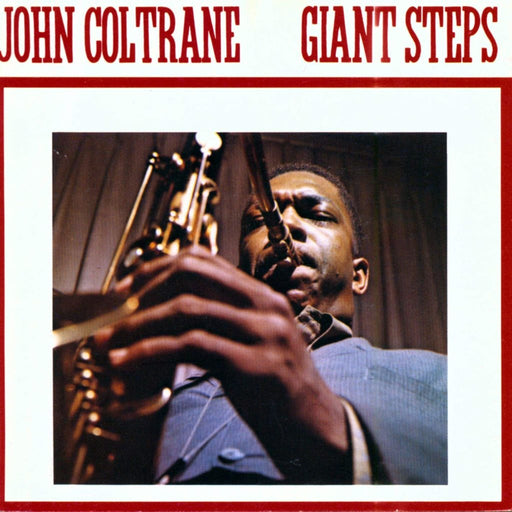 John Coltrane: Giant Steps (Vinyl LP) | Optic Music | Buy Vinyl Online