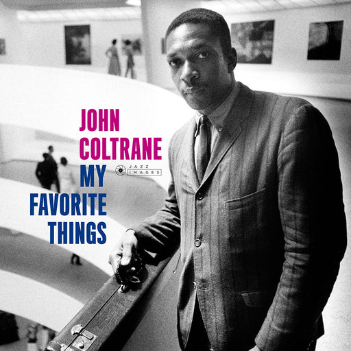 John Coltrane: My Favourite Things (Vinyl LP) | Buy Vinyl Online