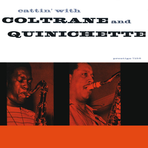 John Coltrane & Paul Quinichette: Cattin' With Coltrane & Quinichette (Vinyl LP) | Buy Vinyl Online