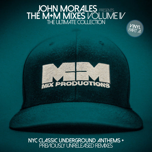 John Morales: The M+M Mixes Volume 4 (Vinyl LP) | Optic Music | Vinyl Records | Dublin Vinyl