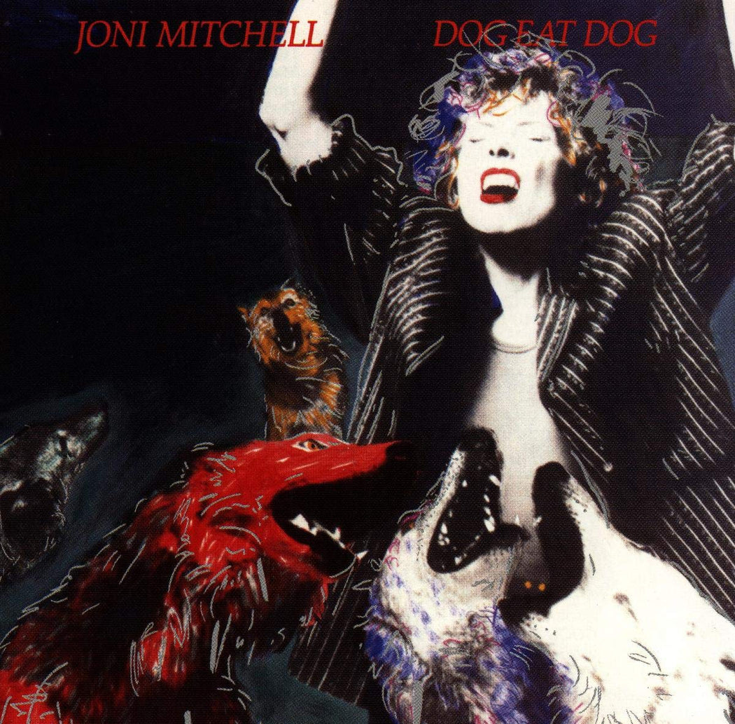 Joni Mitchell: Dog Eat Dog (Vinyl LP) | Optic Music | Vinyl Records | Dublin Vinyl