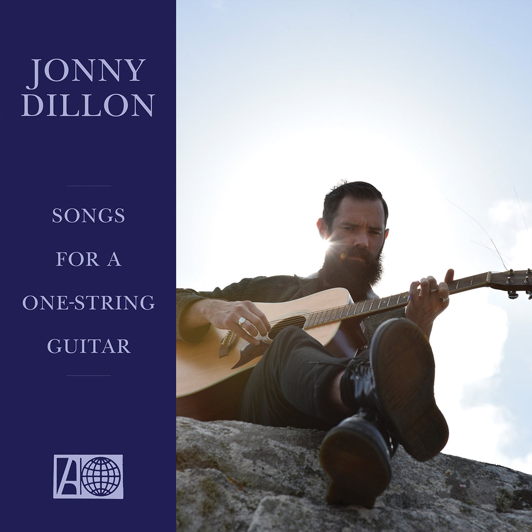 Jonny Dillon: Songs For A One-String Guitar (Vinyl LP) | Buy Vinyl Online