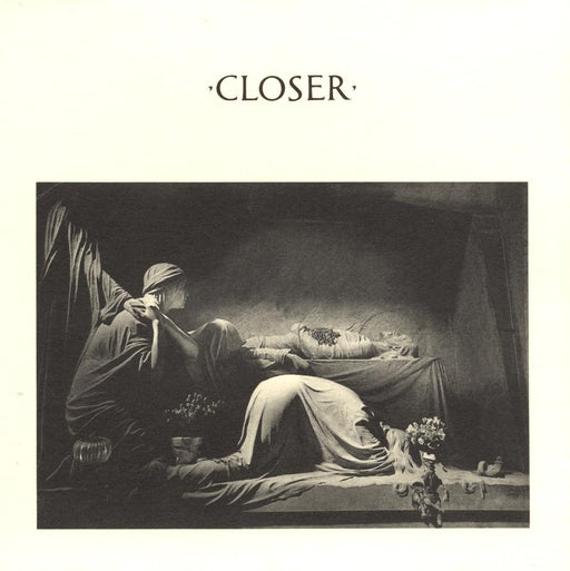 Joy Division: Closer (Vinyl LP) | Optic Music | Buy Vinyl Online
