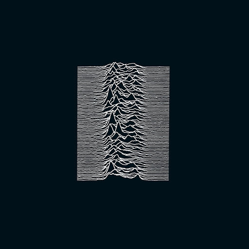 Joy Division: Unknown Pleasures (Vinyl LP) | Optic Music | Buy Vinyl Online