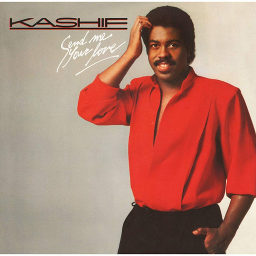 Kashif: Send Me Your Love (Vinyl LP) | Optic Music | Buy Vinyl Records Online