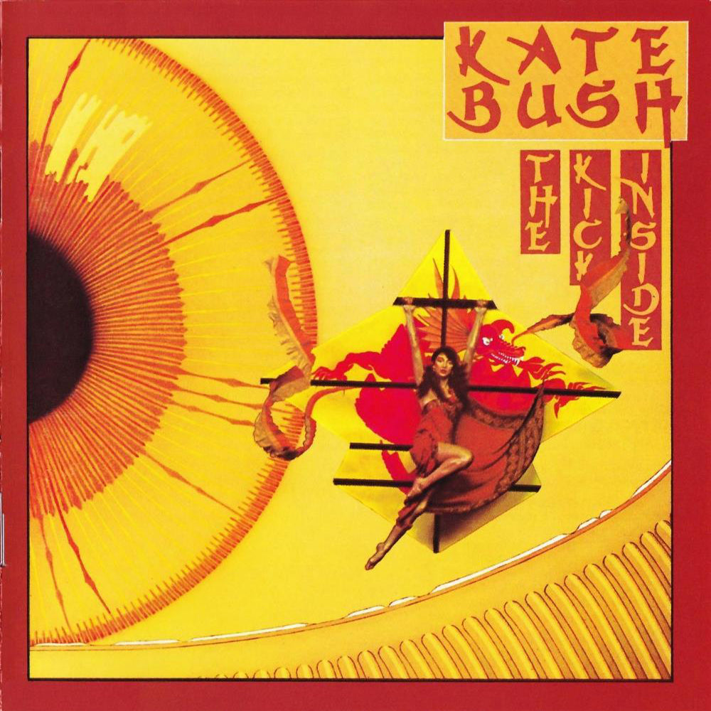 Kate Bush: The Kick Inside (Vinyl LP) | Optic Music | Vinyl Records