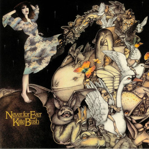 Kate Bush: Never For Ever (Vinyl LP) | Optic Music | Vinyl Records | Dublin Vinyl