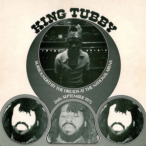 King Tubby: Surrounded By The Dreads At The National Arena 1975 (Vinyl LP) | Buy Vinyl Online