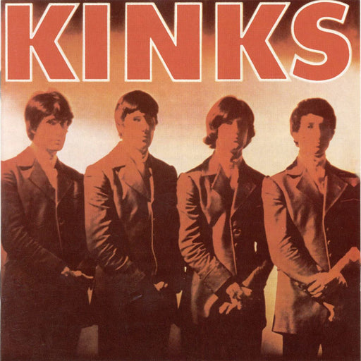 The Kinks: Kinks (Vinyl LP) | Optic Music | Vinyl Records | Dublin Vinyl