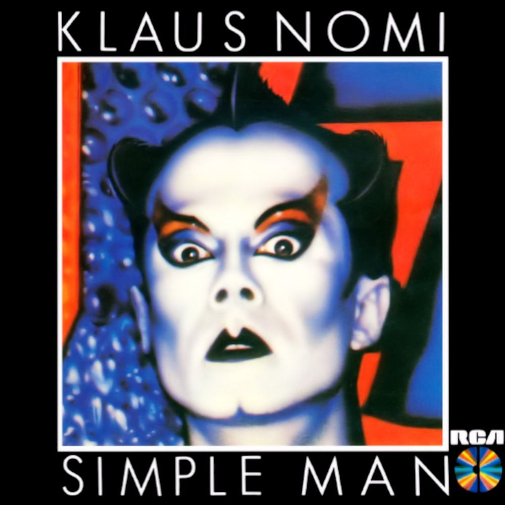 Klaus Nomi: Simple Man (Vinyl LP) | Optic Music | Vinyl Records