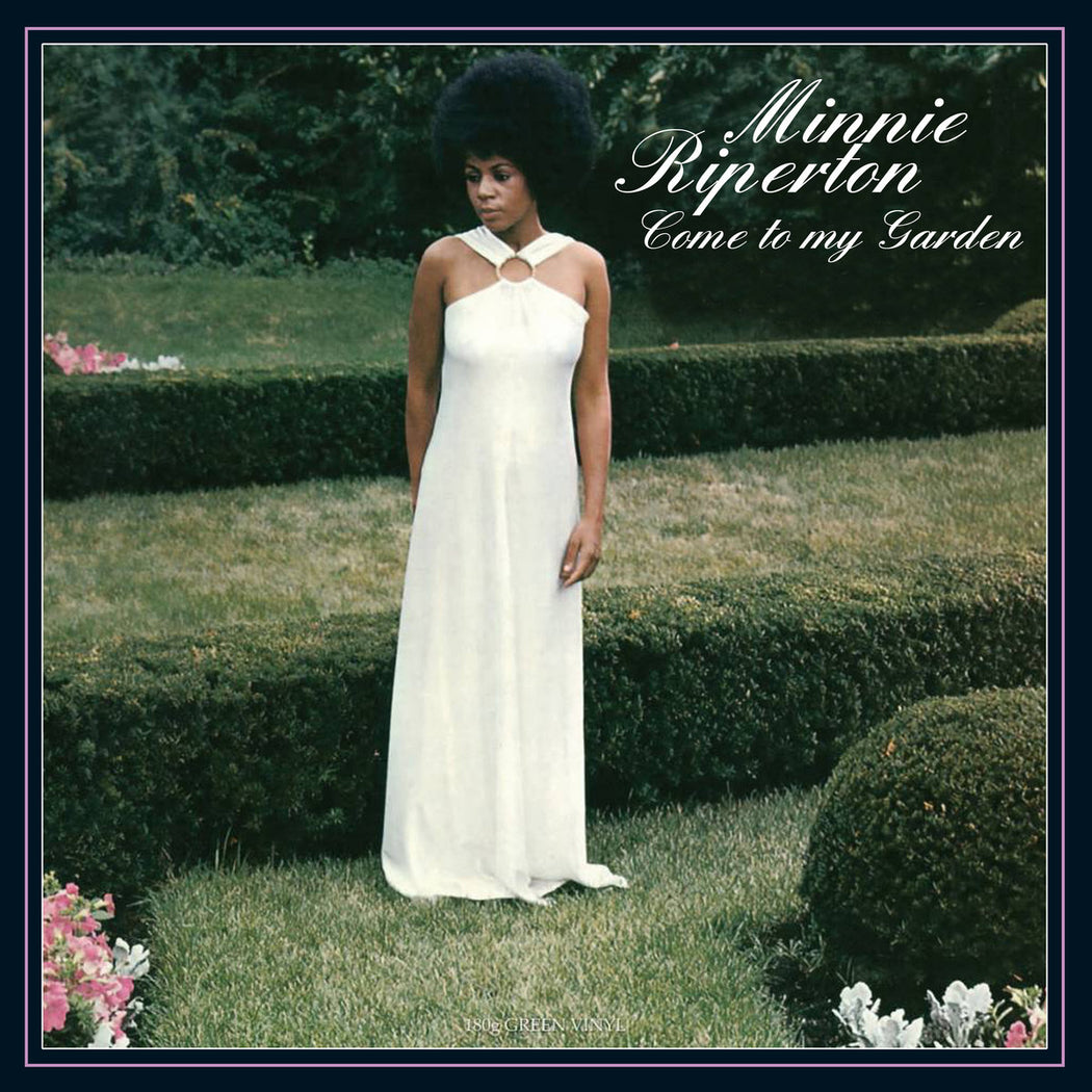 Minnie Riperton: Come To My Garden (Vinyl LP) | Buy Vinyl Online