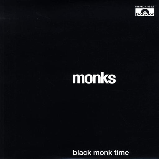 Monks: Black Monk Time (Vinyl LP) | Buy Vinyl Online