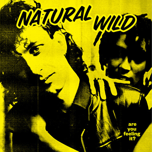"Natural Wild: Hot + Sexable (Vinyl 12"") 