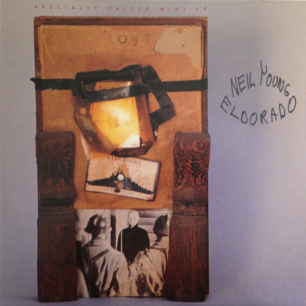 Neil Young: El Dorado (Vinyl LP) | Optic Music | Buy Vinyl Online