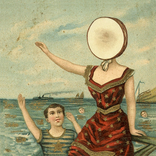 Neutral Milk Hotel: In The Aeroplane Over The Sea (Vinyl LP) | Optic Music | Buy Vinyl Online