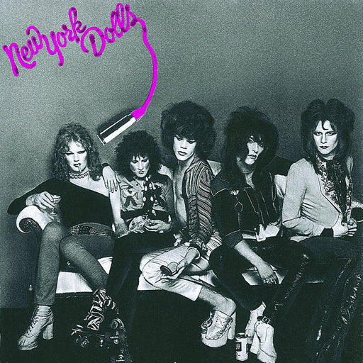 New York Dolls: New York Dolls (Vinyl LP) | Buy Vinyl Online