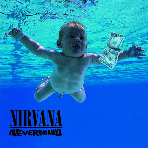 Nirvana: Nevermind (Vinyl LP) | Optic Music | Buy Vinyl Online