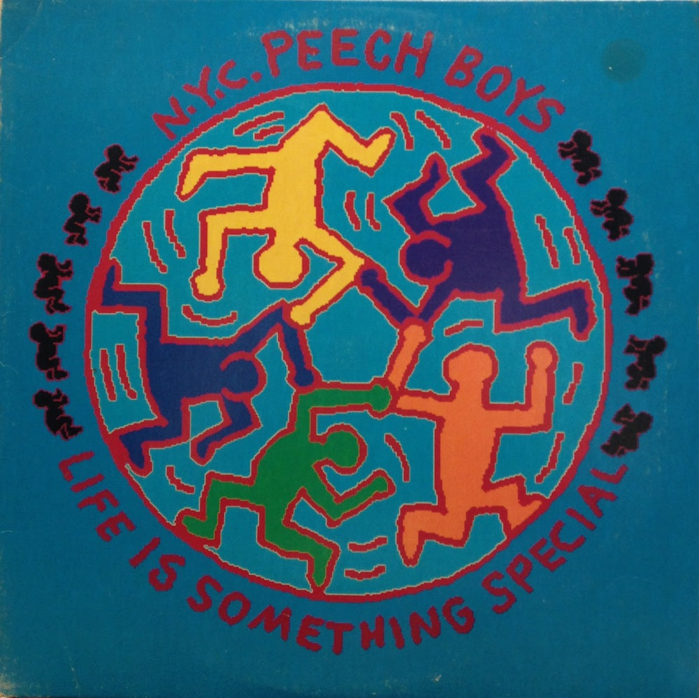 NYC Peech Boys: Life Is Something Special (Vinyl LP) | Optic Music | Vinyl Records
