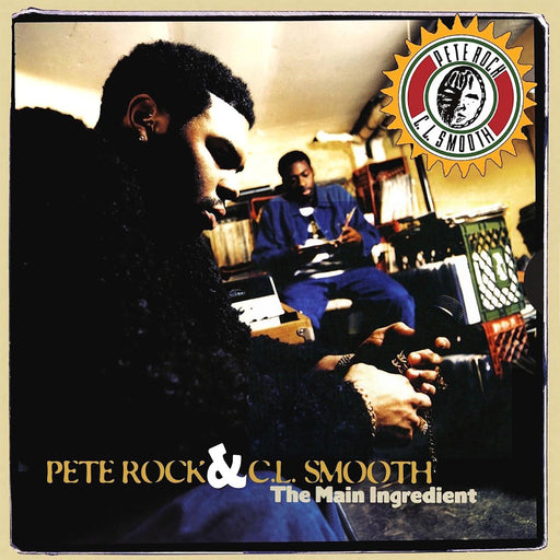 Pete Rock + CL Smooth: The Main Ingredient (Vinyl LP) | Buy Vinyl Online