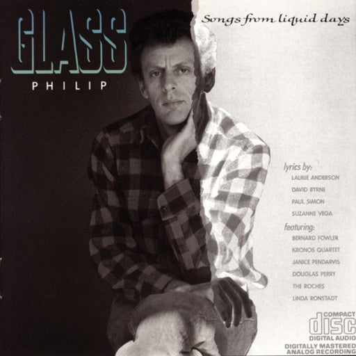 Philip Glass: Songs From Liquid Days (Vinyl LP) | Optic Music | Vinyl Records | Dublin Vinyl