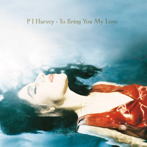 PJ Harvey: To Bring You My Love (Vinyl LP) | Buy Vinyl Online