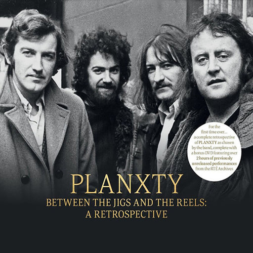 Planxty: Between The Jigs And The Reels: A Retrospective (Vinyl LP) | Optic Music | Buy Vinyl Online