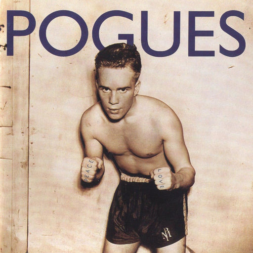 The Pogues: Peace And Love (Vinyl LP) | Optic Music | Buy Vinyl Online