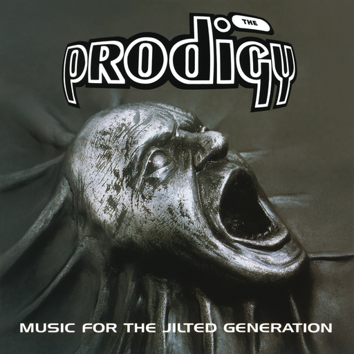 The Prodigy: Music For The Jilted Generation (Vinyl LP) | Optic Music | Buy Vinyl Online