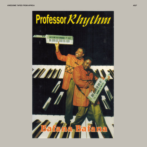 Professor Rhythm: Bafana Bafana (Vinyl LP) | Optic Music | Buy Vinyl Online