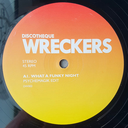 "Psychemagik: What A Funky Night (Vinyl 12"") 
