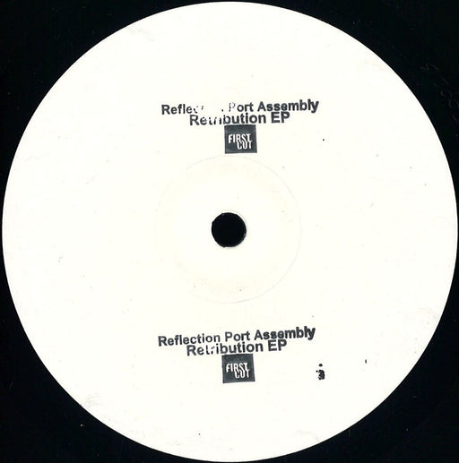 "Reflection Port Assembly: Retribution EP (Vinyl 12"") 