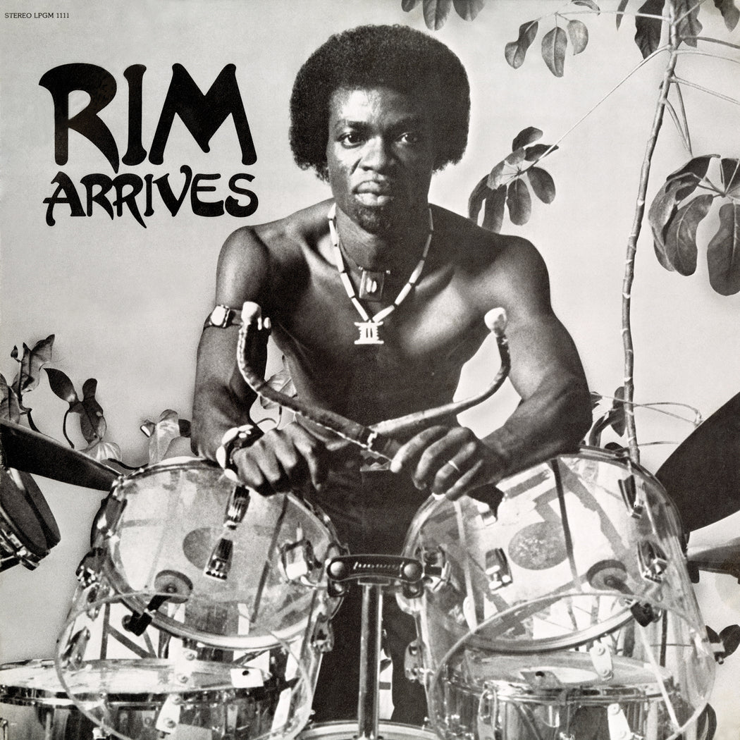 Rim Kwaku Obeng: Rim Arrives (Vinyl LP) | Optic Music | Buy Vinyl Online
