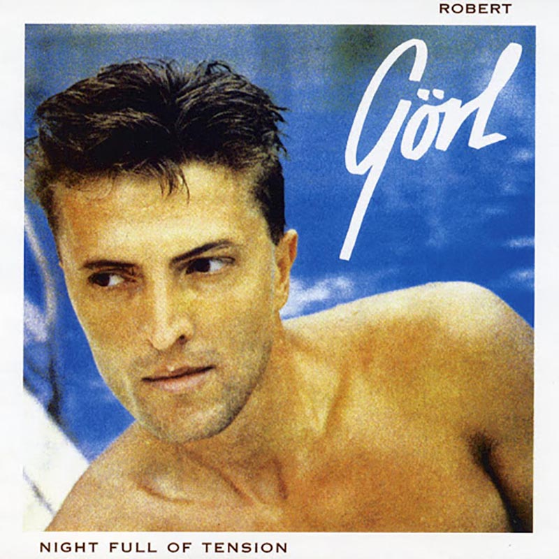 Robert Görl: Night Full Of Tension (Vinyl LP) | Optic Music | Buy Vinyl Online