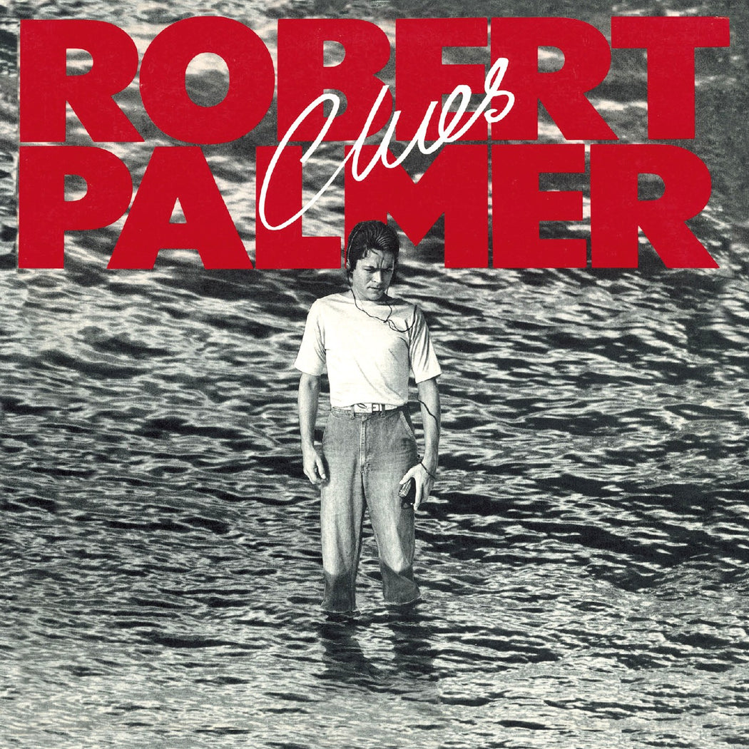 Robert Palmer: Clues (Vinyl LP) | Optic Music | Buy Vinyl Records Online