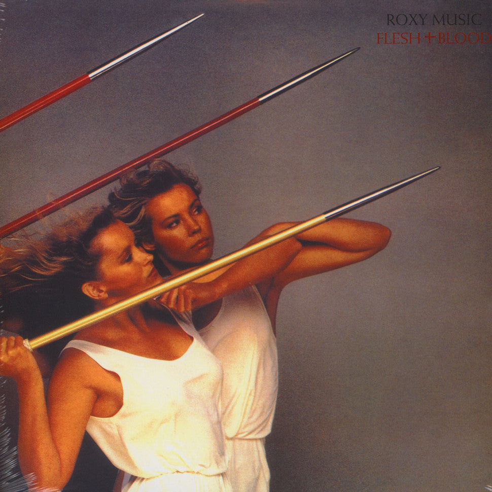 Roxy Music: Flesh + Blood (Vinyl LP) | Optic Music | Vinyl Records | Dublin Vinyl