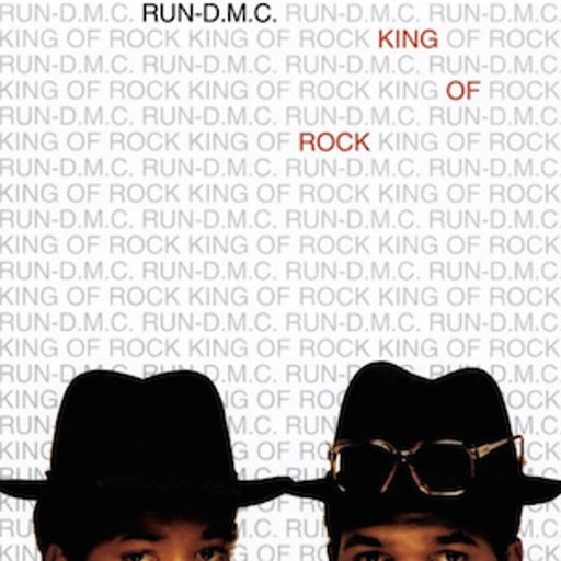Run DMC: King Of Rock (Vinyl LP) | Buy Vinyl Online