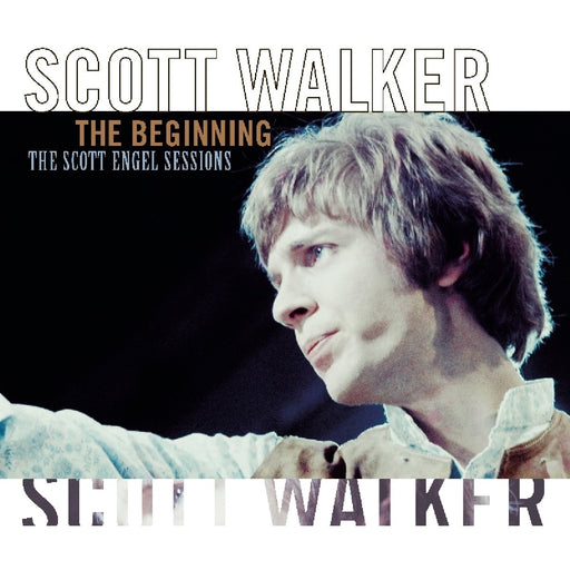 Scott Walker: The Beginning / The Scott Engel Sessions (Vinyl LP) | Buy Vinyl Online