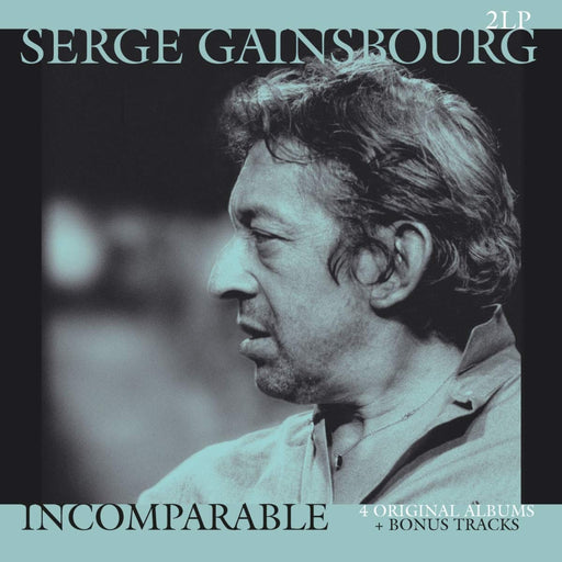 Serge Gainsbourg: Incomparable (Vinyl 2xLP) | Buy Vinyl Online