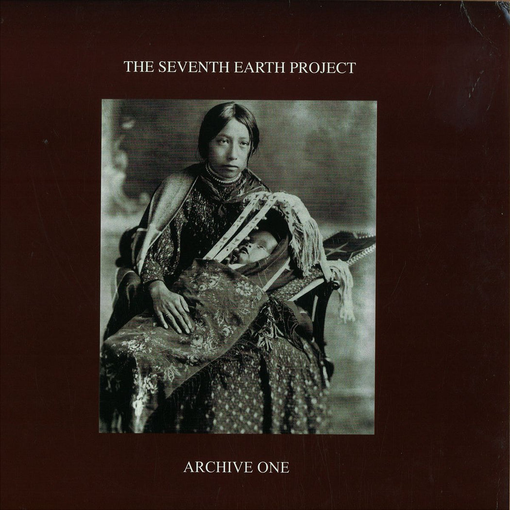 "The Seventh Earth Project: Archive One (Vinyl 12"") 
