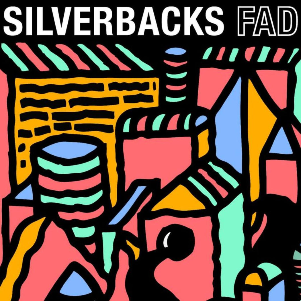 Silverbacks: Fad (Vinyl LP) | Optic Music | Buy Vinyl Online
