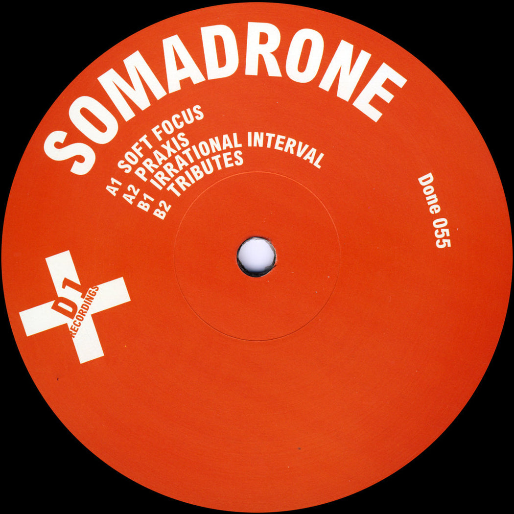 "Somadrone: Somadrone EP (Vinyl 12"") 