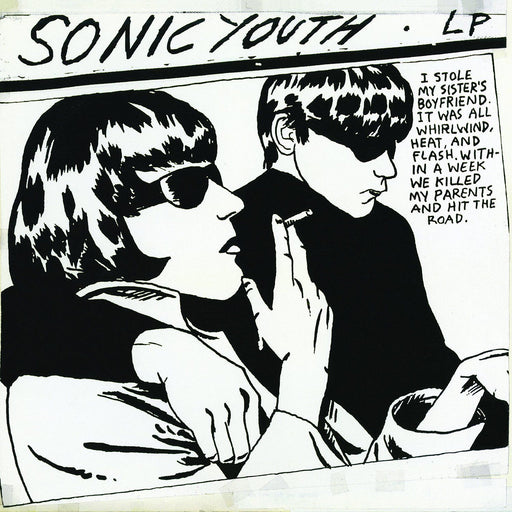 Sonic Youth: Goo (Vinyl LP) | Optic Music | Buy Vinyl Online