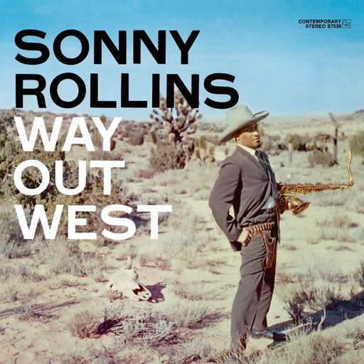 Sonny Rollins: Way Out West (Vinyl LP) | Buy Vinyl Online