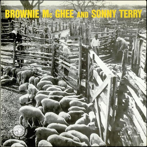 Brownie McGhee & Sonny Terry: Brownie McGhee & Sonny Terry (Vinyl LP) | Optic Music | Vinyl Records