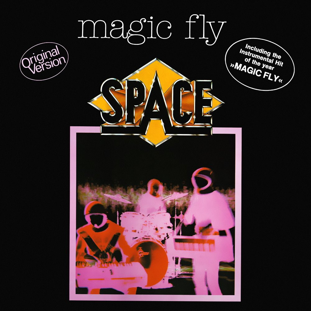 Space: Magic Fly (Vinyl LP) | Optic Music | Buy Vinyl Online