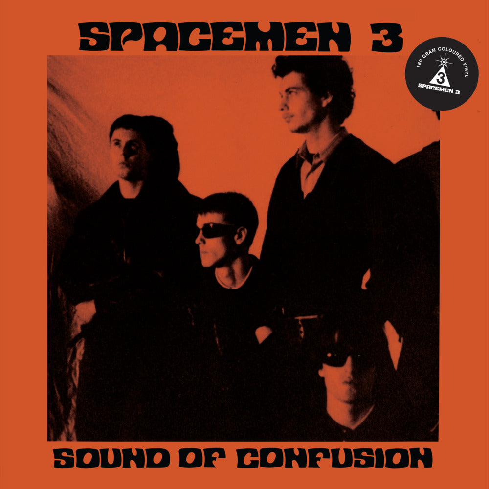 Spacemen 3: Sound Of Confusion (Vinyl LP) | Optic Music | Buy Vinyl Online