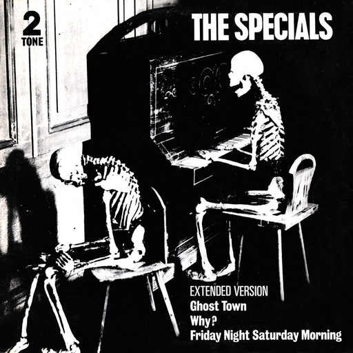 "The Specials: Ghost Town - 40th Anniversary 1/2 Speed Master (Vinyl 12"") 